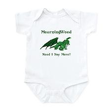 MourningWood Infant Bodysuit