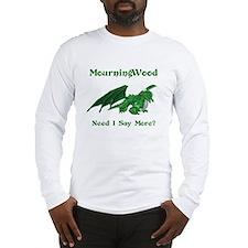 MourningWood Long Sleeve T-Shirt