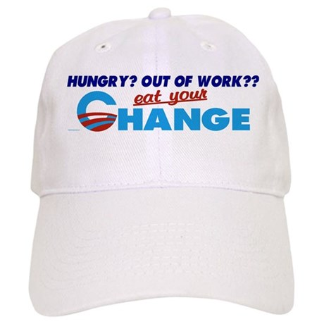 Eat Your Change Cap