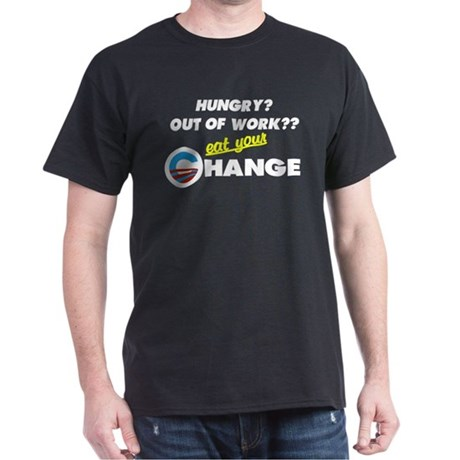 Eat Your Change Dark T-Shirt