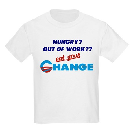 Eat Your Change Kids Light T-Shirt