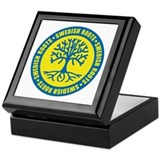 Swedish Roots Keepsake Box