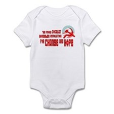 Proud Socialist November Revo Infant Bodysuit