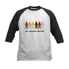 Riyah-Li Designs All Villages Matter Tee