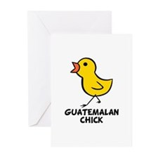 Guatemalan Chick Greeting Cards (Pk of 20)