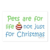 Pets are for Life Postcards (Package of 8)