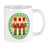 Nutcracker Ballet Small Mug