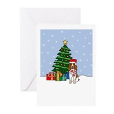 WSS Howling Holiday Greeting Cards (Pk of 10)
