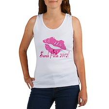 Sarah Palin 2012! Women's Tank Top