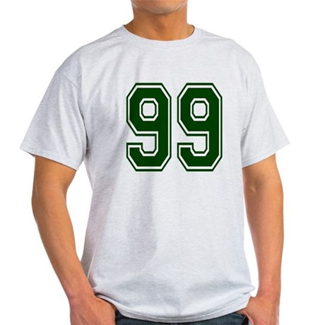 NUMBER 99 FRONT Light T-Shirt