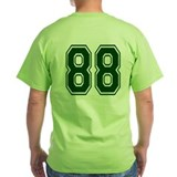 NUMBER 88 BACK T-Shirt