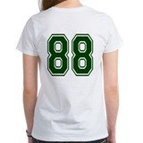 NUMBER 88 BACK Tee