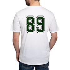 NUMBER 89 BACK Shirt