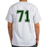 NUMBER 71 BACK T-Shirt