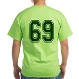NUMBER 69 BACK T-Shirt