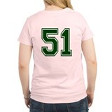 NUMBER 51 BACK T-Shirt