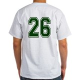 NUMBER 26 BACK T-Shirt