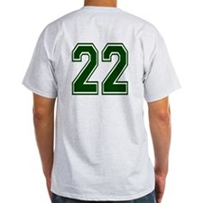 NUMBER 22 BACK T-Shirt