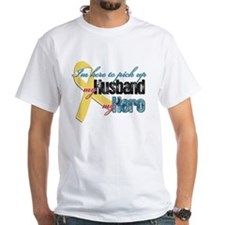 I'm Here to Pick up My Husban Shirt