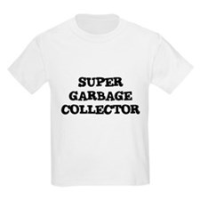 SUPER GARBAGE COLLECTOR  Kids T-Shirt