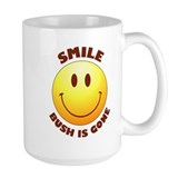 SMILE! Bush is gone  Tasse