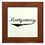 Montgomery Framed Tile