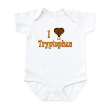 I Love Tryptophan Infant Bodysuit