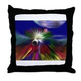 Phoenix Bird Throw Pillow