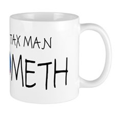 The Tax Man Cometh Mug