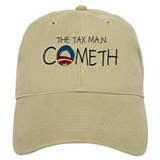 The Tax Man Cometh Baseball Cap