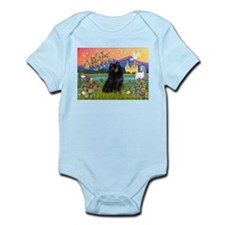 Fantasy Land Schipperke Infant Bodysuit