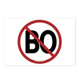 No BO - NObama Postcards (Package of 8)