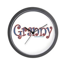 Granny's the name, Spoilin's Wall Clock