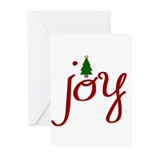 Joy Greeting Cards (Pk of 20)