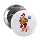 "Battle Over Xmas: Santa Claus 2.25"" Button"