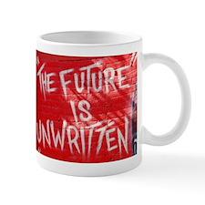 The Future is Unwritten Mug