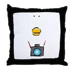 WTD: Big Face Throw Pillow