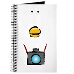 WTD: Big Face Journal