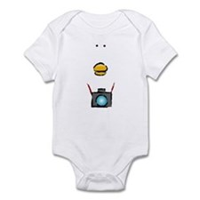 WTD: Big Face Infant Bodysuit