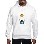 WTD: Big Face Hooded Sweatshirt