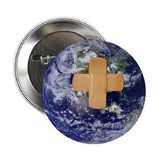 "Planeteers 2.25"" Button (100 pack)"