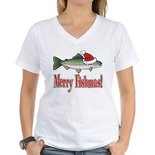 Merry Fishmas Shirt