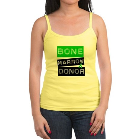 Bone Marrow Donor (Label) Jr. Spaghetti Tank