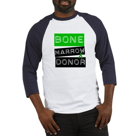 Bone Marrow Donor (Label) Baseball Jersey