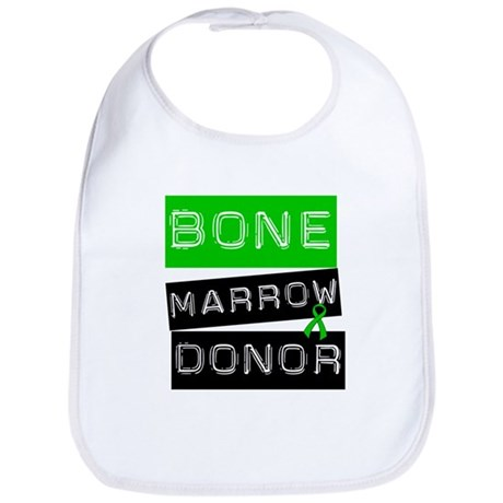 Bone Marrow Donor (Label) Bib