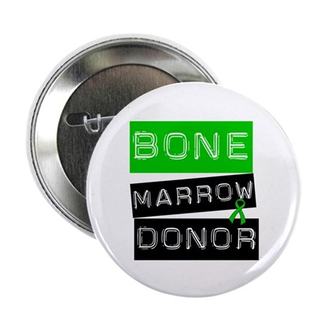 Bone Marrow Donor (Label) 2.25&quot; Button (10 pack)