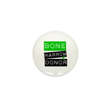 Bone Marrow Donor (Label) Mini Button (10 pack)