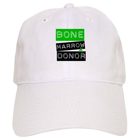 Bone Marrow Donor (Label) Cap