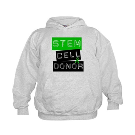 Stem Cell Donor (Label-G) Kids Hoodie