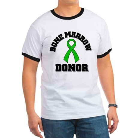 Bone Marrow Donor Ribbon Ringer T